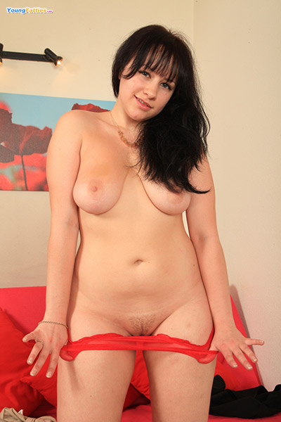 Cute chubby girls naked question pity