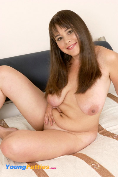 plump with shaved cunt