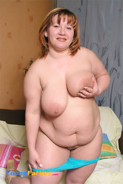 Fatty lady porn with young